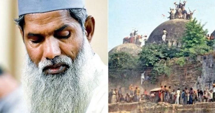 Three activists who razed Babri Masjid have converted to Islam