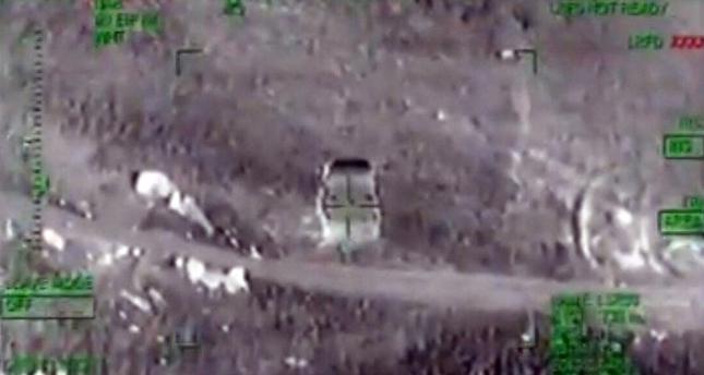 Three bomb-laden vehicles destroyed in southeastern Diyarbakır