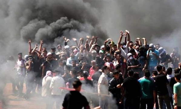 Three Palestinians martyred in Gaza Strip