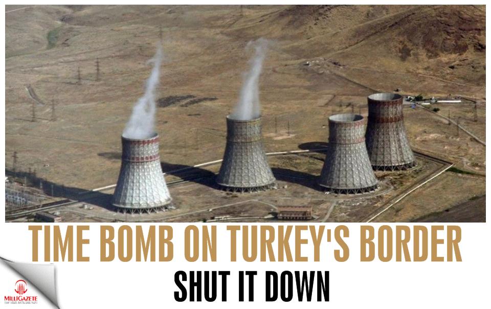 Time bomb on Turkeys border! Shut it down!
