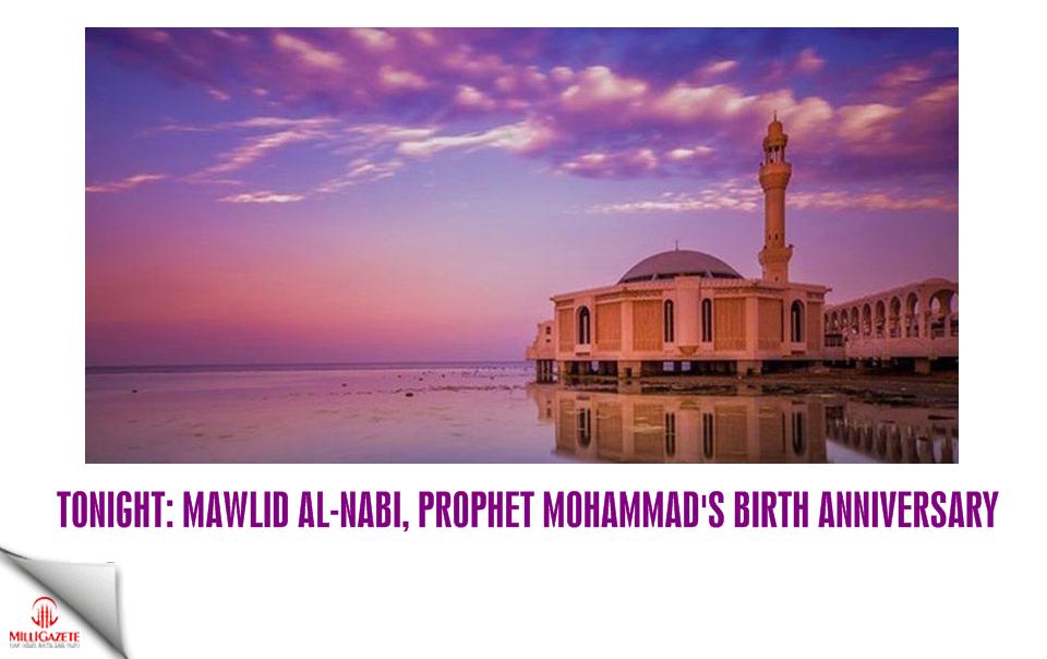 Tonight: Mawlid Al-Nabi, Prophet Mohammads birth anniversary
