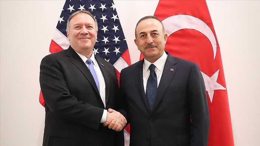 Top Turkish, US diplomats discuss Eastern Med