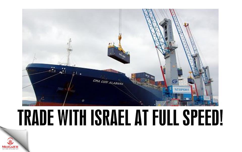 Trade with Israel at full speed