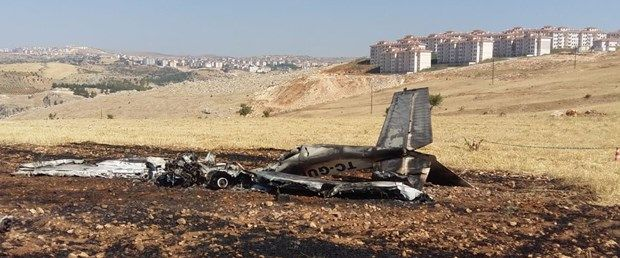 Training plane crashes in SE Turkey, pilot killed