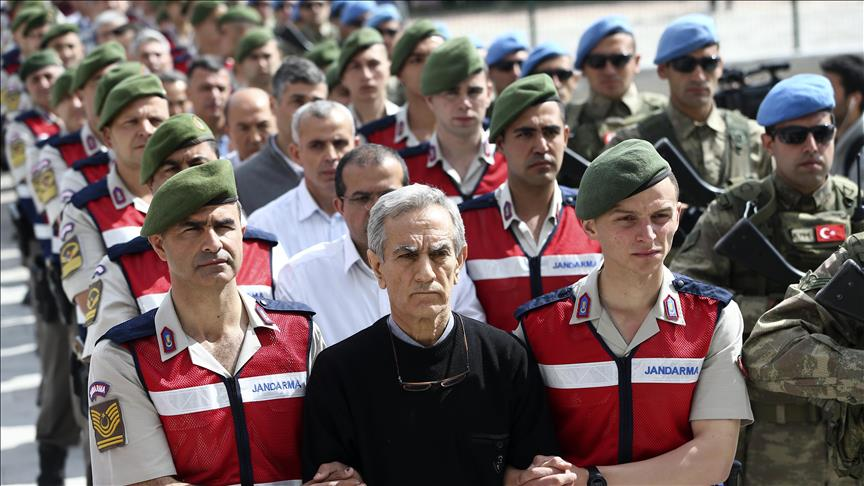 Trial of main suspects in Turkey's coup attempt begins