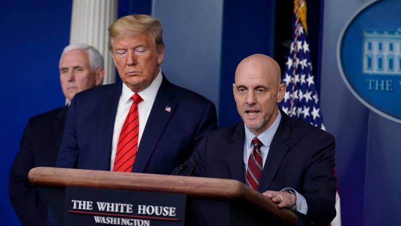 Trump accuses 'deep state' FDA of slowing vaccine development