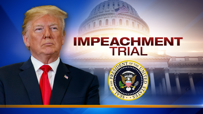 Trump acquitted of all charges in Senate impeachment trial