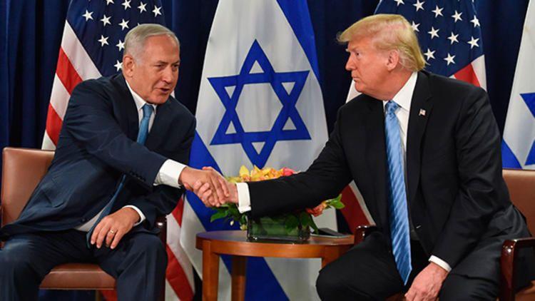 Trump meets Netanyahu: