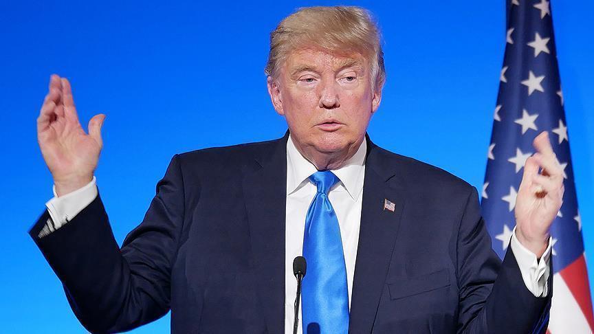 Trump orders tariffs on steel, aluminum imports