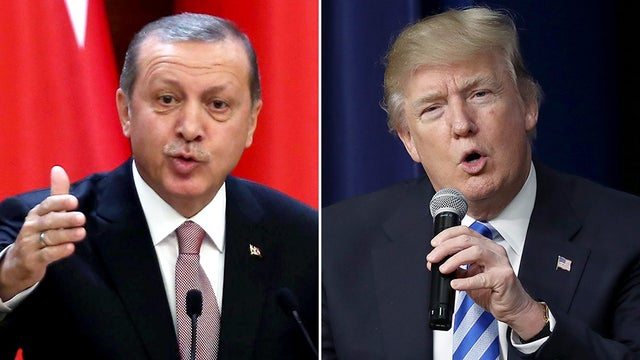 Trump to meet with Turkeys Erdoğan at White House following tensions