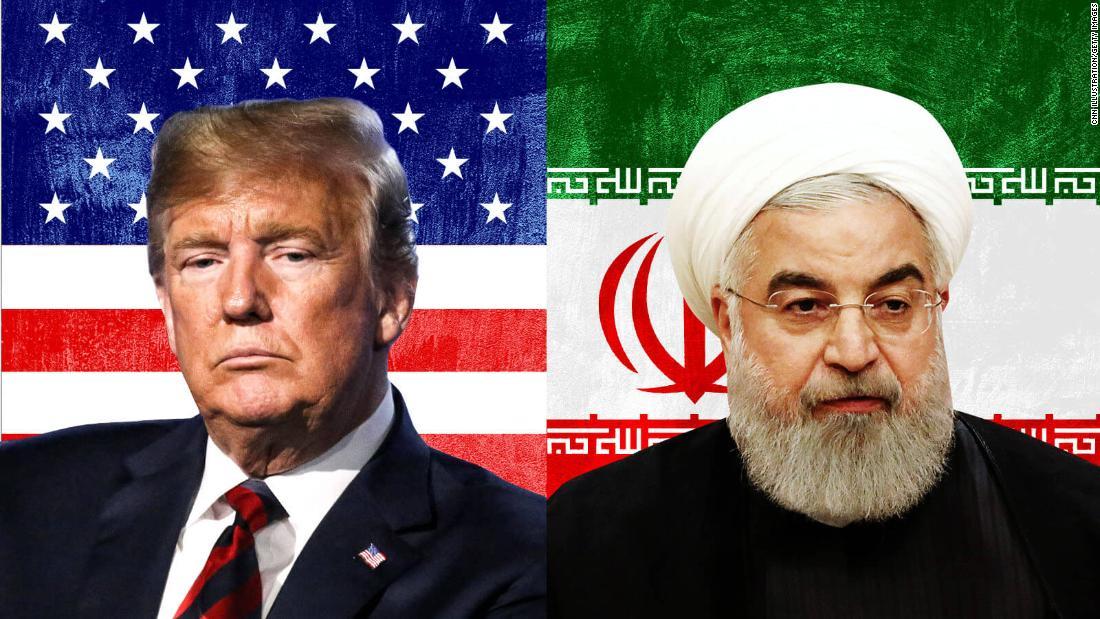Trump urges Iran to turn over missing FBI agent