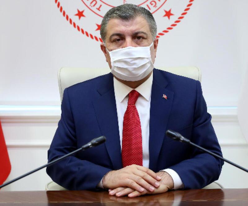 Turkey's death toll from coronavirus pandemic rises to 5,974