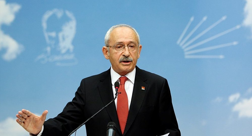 Turkey's main opposition leader calls on all parties to end 'one-man regime'