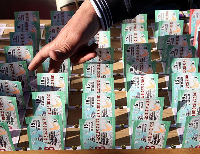 Turkey's religious body says purchasing lottery tickets 'haram'