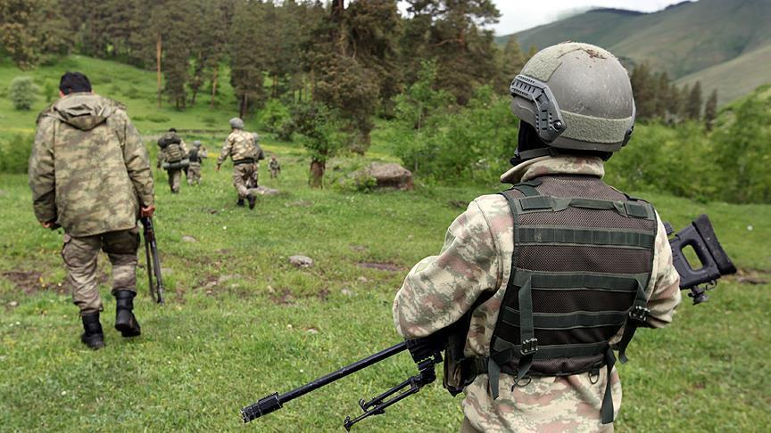 Turkey: 70 PKK terrorists neutralized over last week