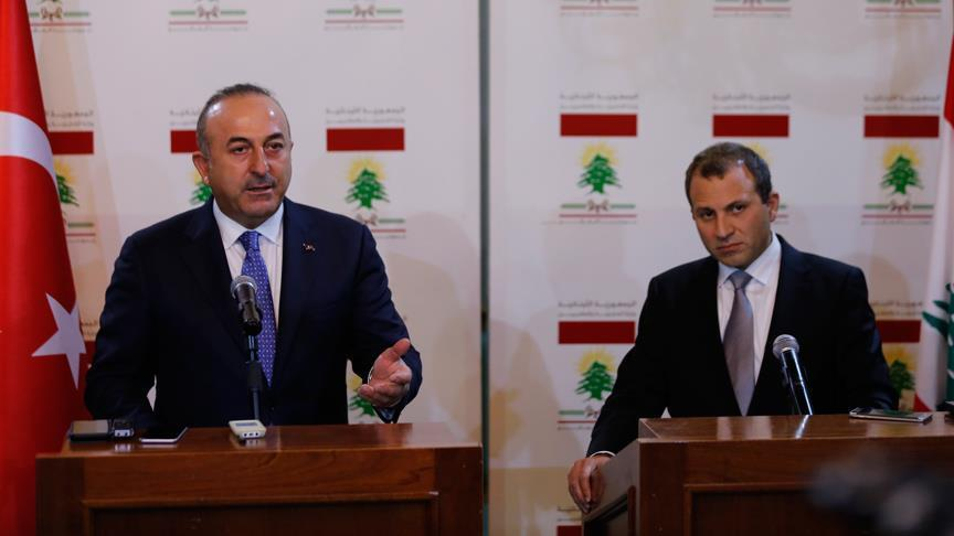 Turkey and Lebanon call for immediate ceasefire