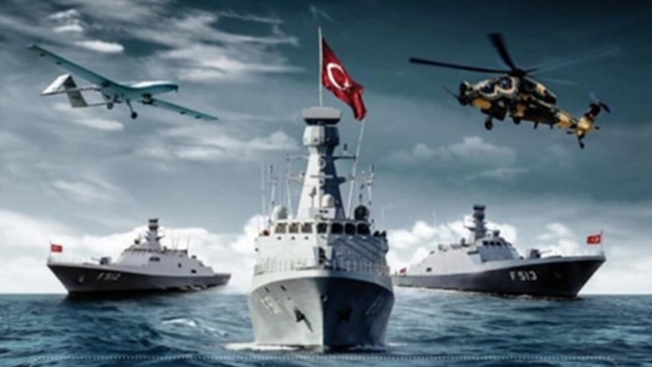 Turkey and Turkish Cypriot forces to start military drill