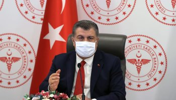 Turkey announces 29,762 new coronavirus cases