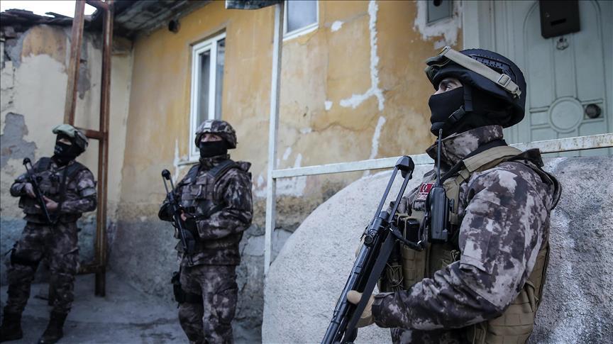 Turkey arrests over 50 suspects in anti-drug operation