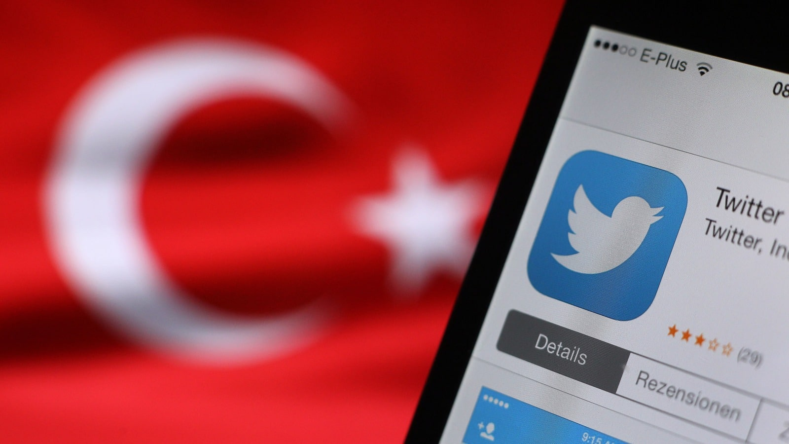 Turkey begins advertising ban on Twitter, bandwidth reduction to follow