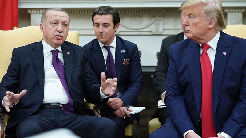 Turkey blasts US Senate sanctions aiming to change behaviour