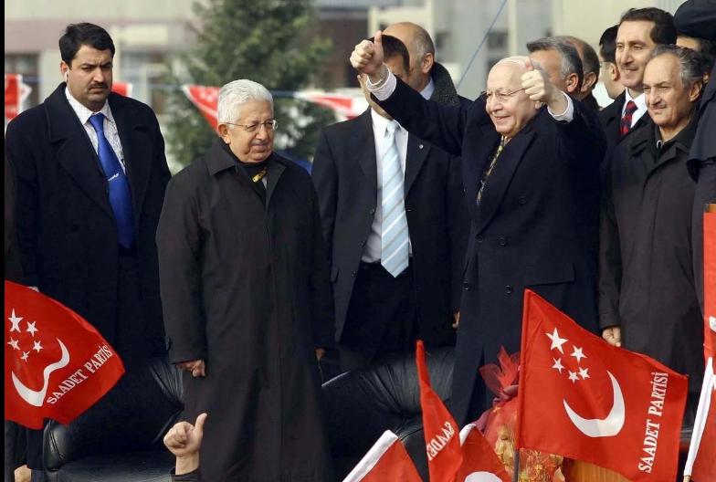 Turkey commemorates National Opinion leader Necmettin Erbakan