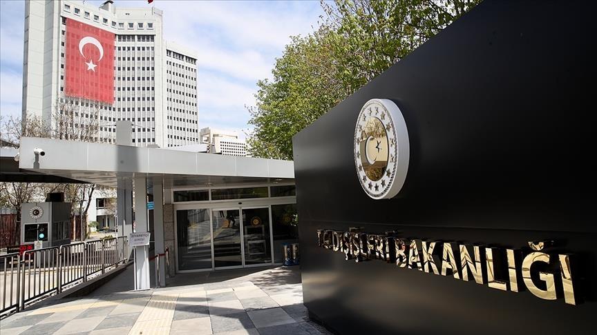Turkey 'concerned' over Jordan's arrests of ex-officials