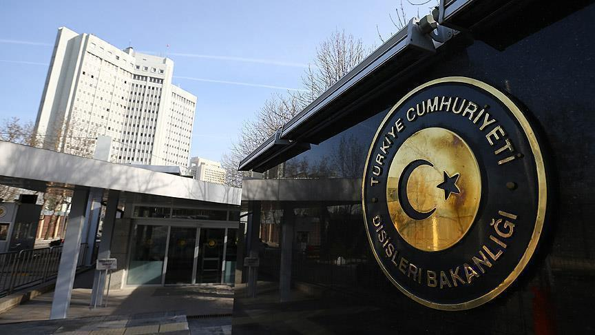 Turkey condemns double car bombings in Somalia