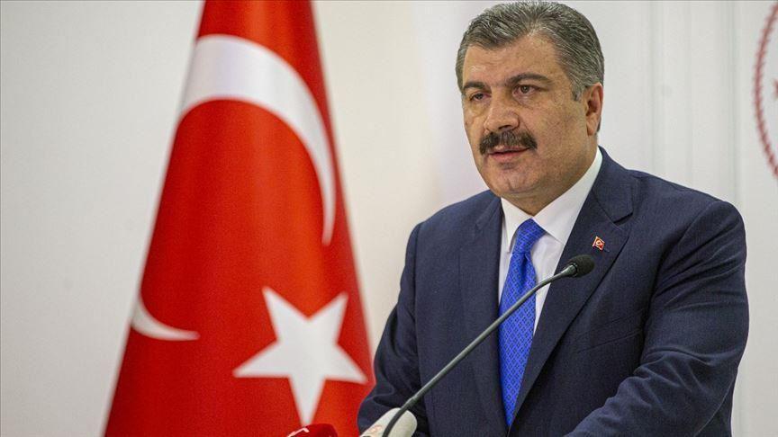 Turkey confirms 2nd death from coronavirus