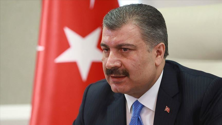 Turkey confirms first case of coronavirus