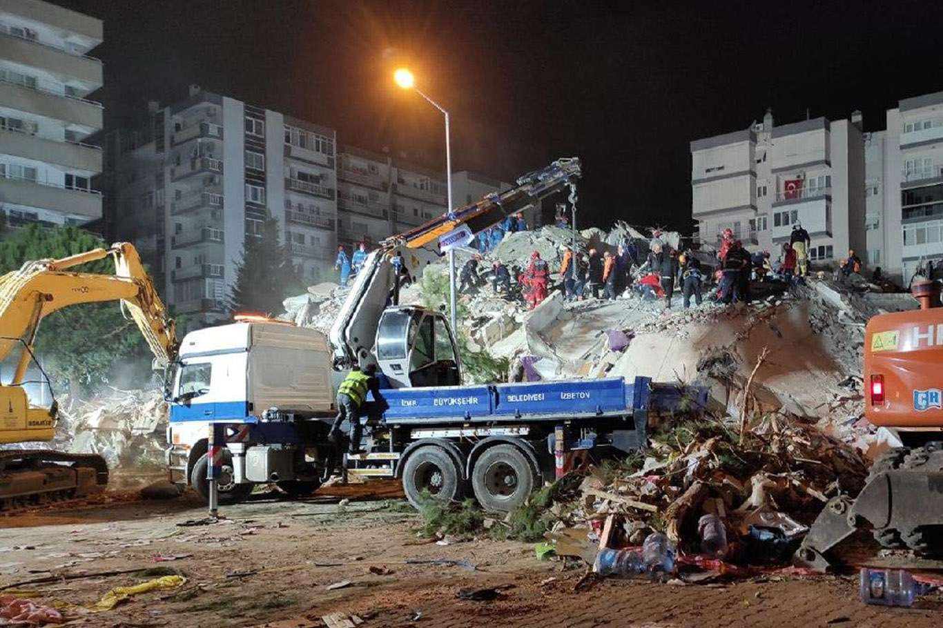 Turkey: Death toll from quake in İzmir rises to 51