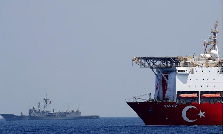 Turkey declares Greece-Egypt maritime deal 'null, void'