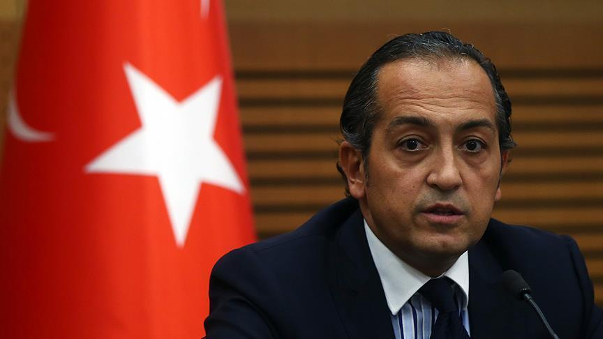 Turkey dedicated to finding Cyprus solution