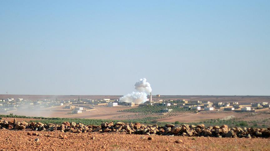 Turkey destroys Daesh, PKK/PYD targets in northern Syria