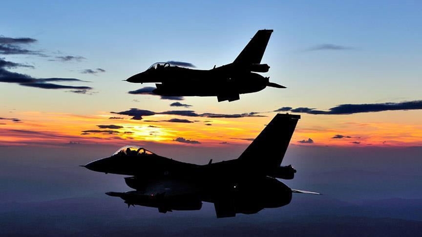 Turkey destroys nine Daesh targets in Syria