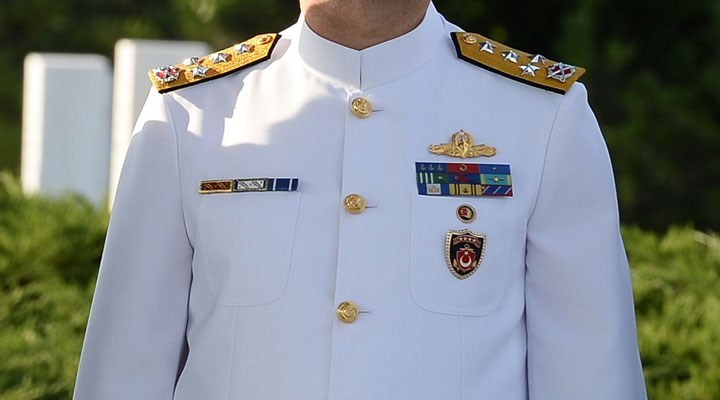 Turkey detains 10 retired admirals over declaration