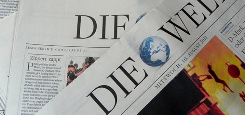 Turkey dismisses claims in Die Welt report as 'product of imagination'