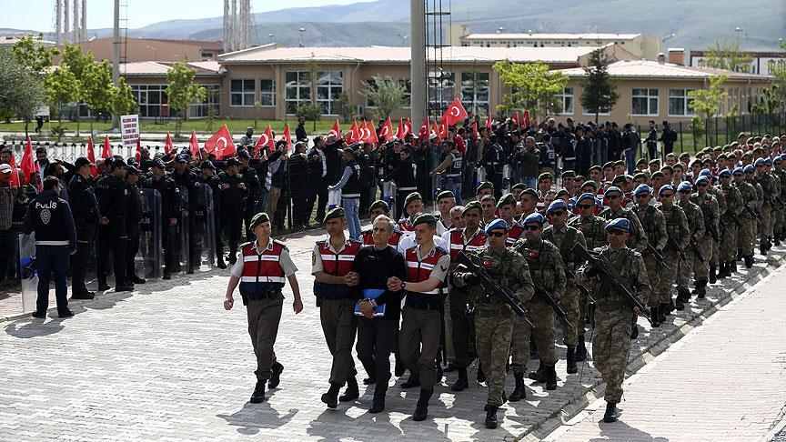 Turkey dismisses over 7,000 military personnel
