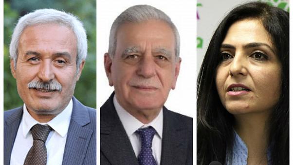 Turkey dismisses three Kurdish mayors suspected terror activity