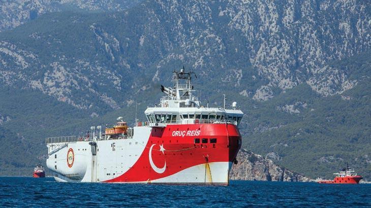 Turkey extends work of Oruç Reis vessel through Aug 27