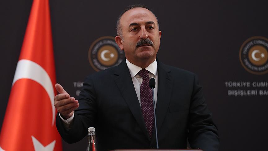 Turkey FM: Ground operation a must in Daesh fight