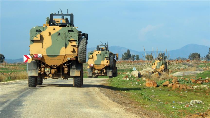 Turkey, Free Syrian Army clear village of terrorists