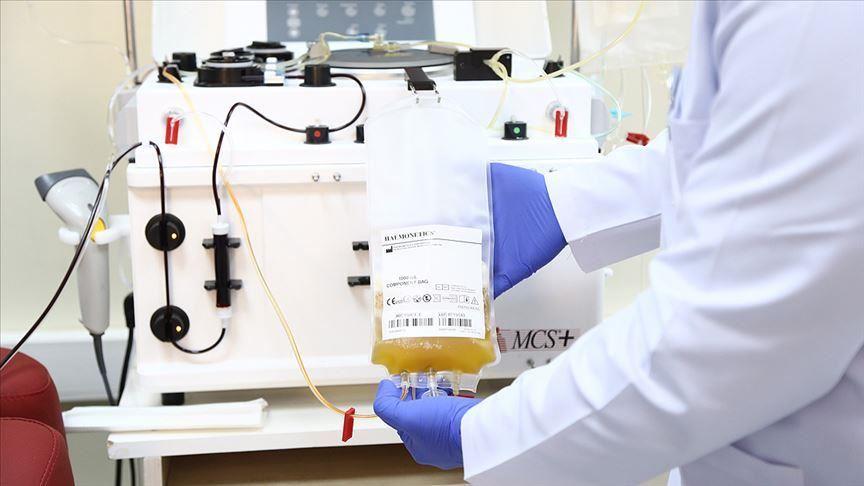 Turkey: Good response for COVID-19 plasma treatment