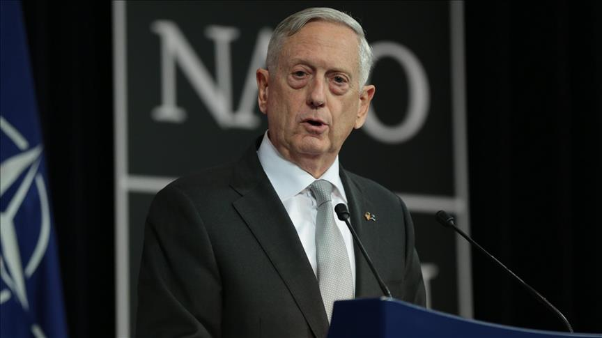 Turkey has legitimate security concerns: Mattis