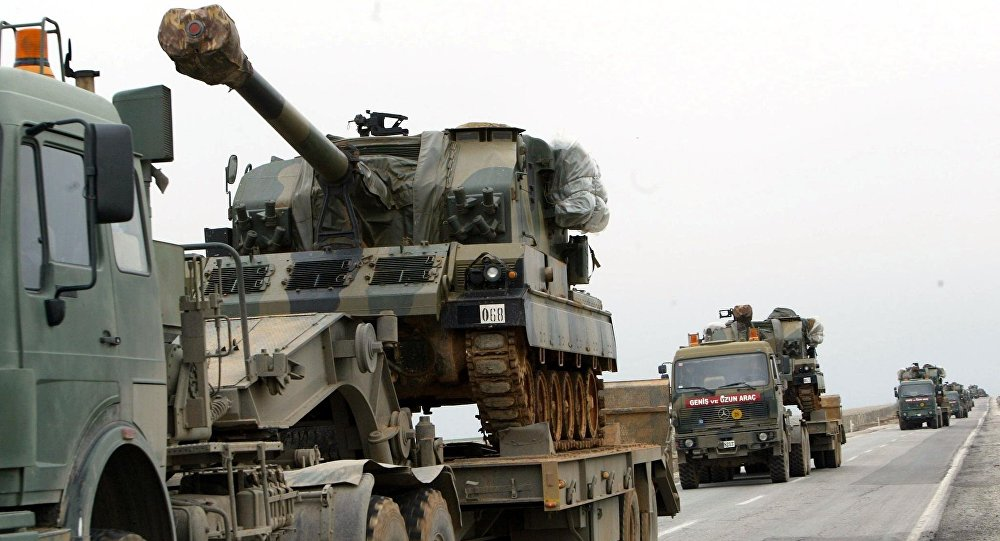 Turkey may send additional troops to Bashiqa