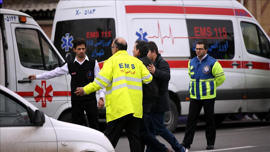 Turkey offers condolences after Iranian plane crash