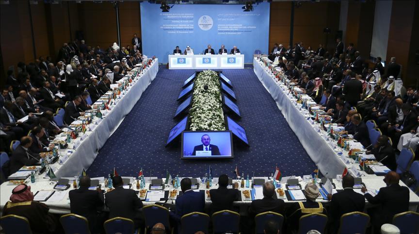 Turkey: OIC must push E.Jerusalem as Palestine capital