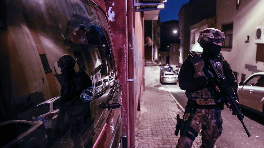 Turkey: Over 1,300 terror suspects detained in one week