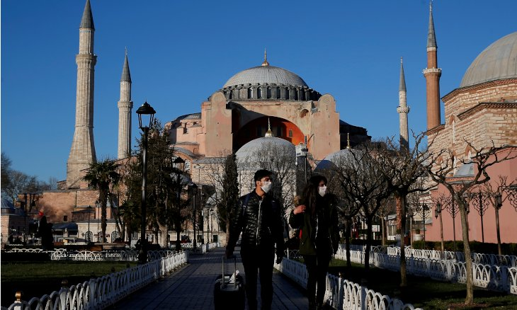 Turkey planning to open Hagia Sophia to prayers on July 15 if Council of State gives green light