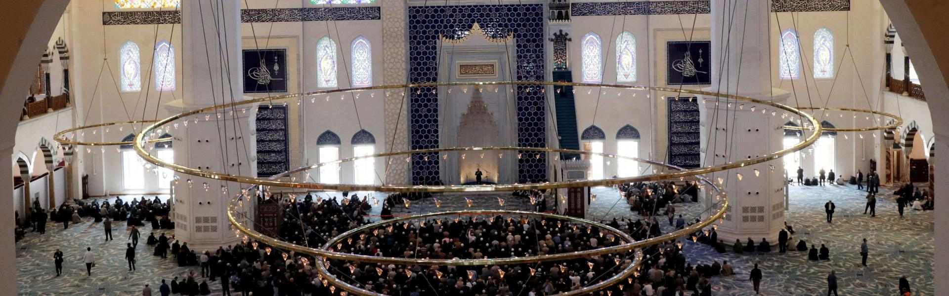 Turkey ranks 95th among 155 countries worldwide in Islamic values
